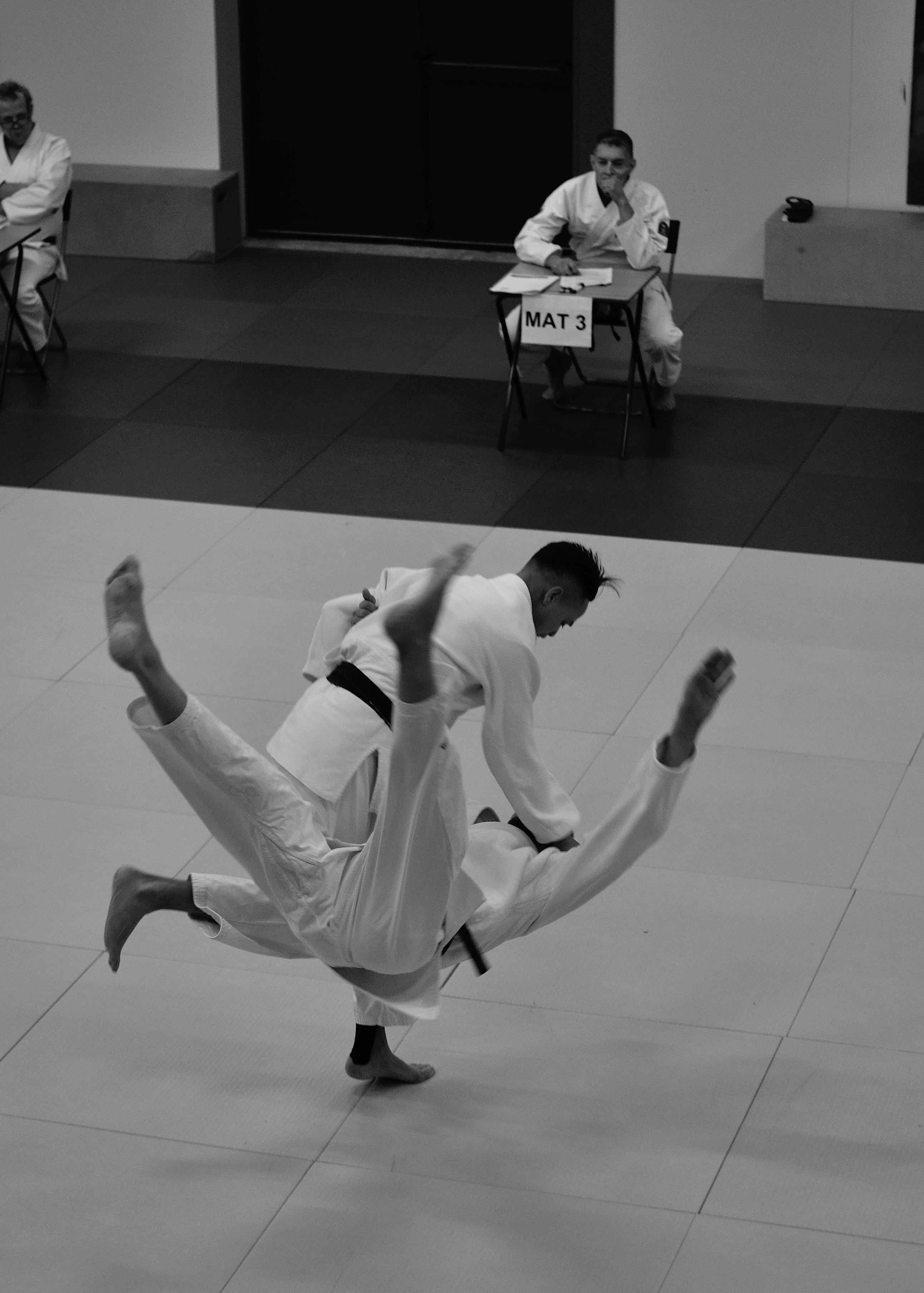 jiu-jitsu kun je leren bij Budosport Neuhaus