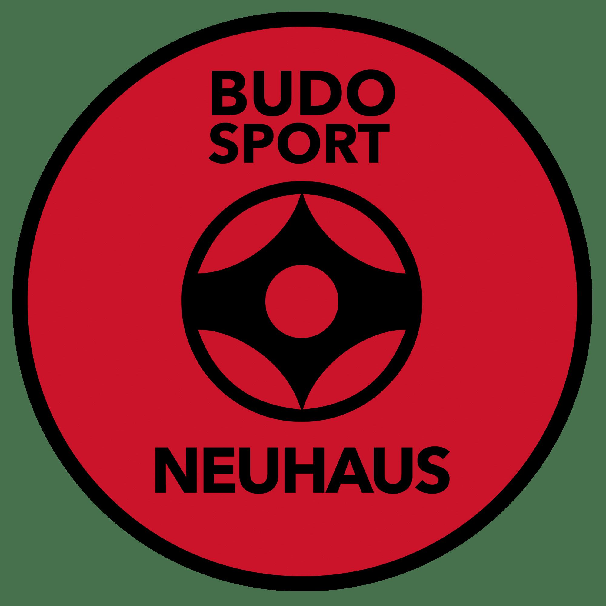 Logo Budosport Neuhaus transparant